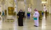شؤون الحرمين تجهز مواقع لتنظيم حركة دخول الحجاج لأدوار المطاف بسعة 11 ألف حاج