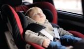 """النمر يحذر من ترك الاطفال داخل السيارة في الجو الحار: """"يسبب الوفاة"""""""