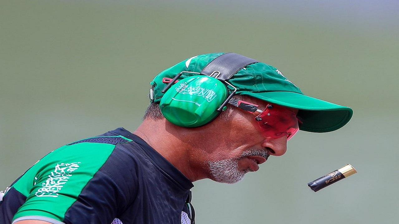 سعيد المطيري يستعد لبدء مشاركته الخامسة في الأولمبياد اليوم