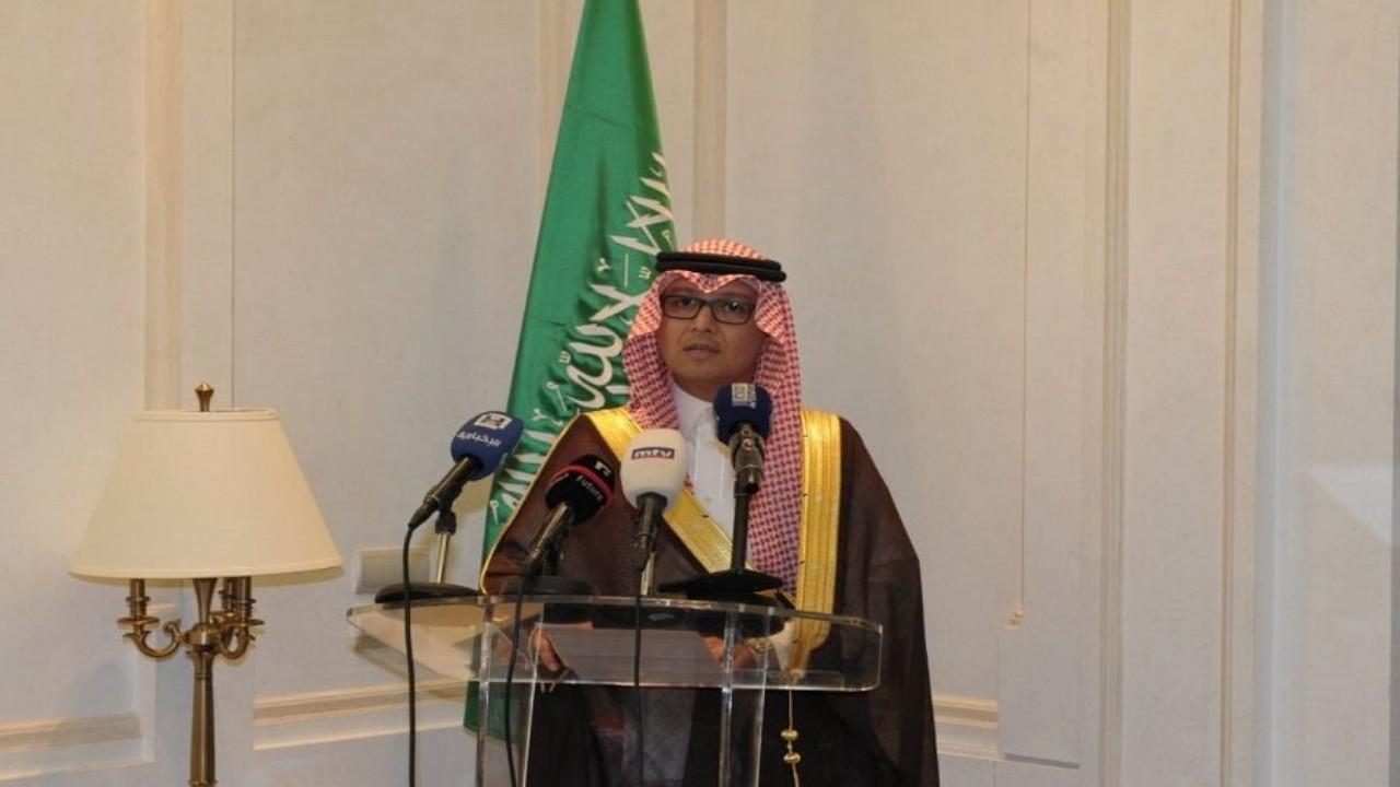 سفير المملكة لدى لبنان يغادر بيروت إلى الرياض بشكل عاجل