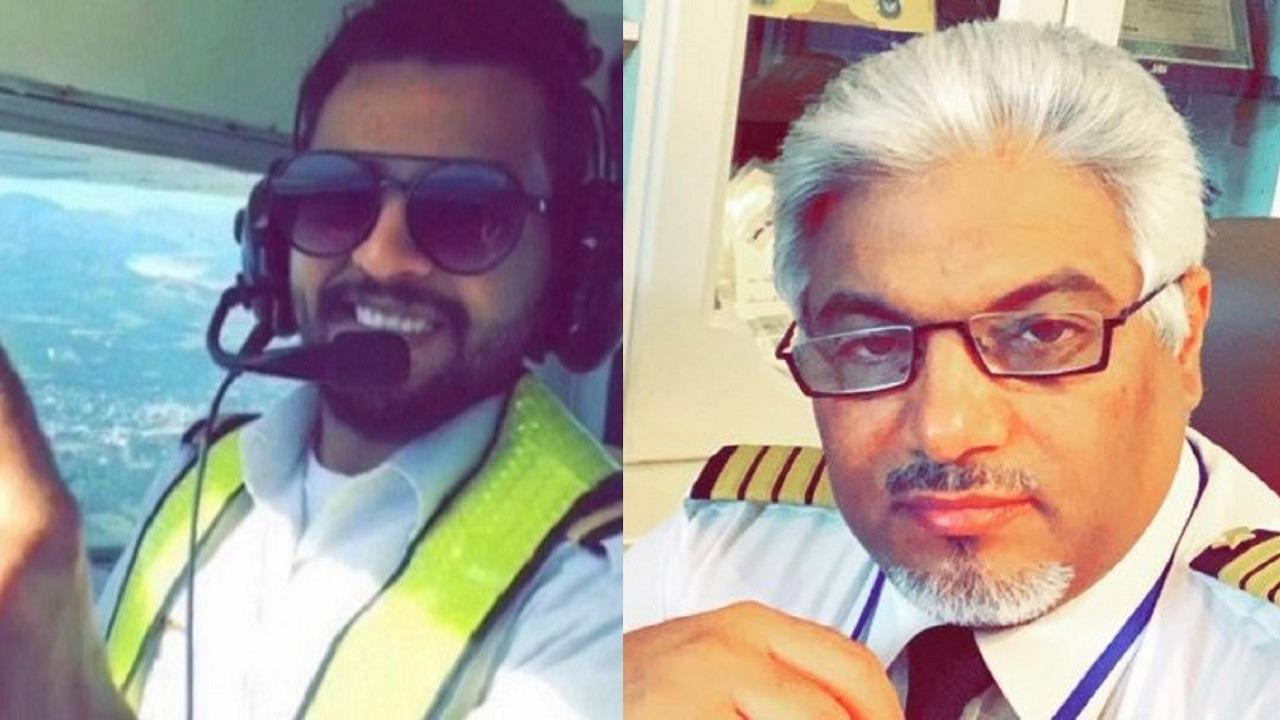"""الكابتن الغامدي لوالدة الطيار المختفي في الفلبين: """"الأمر لم يأخذ حقه"""""""