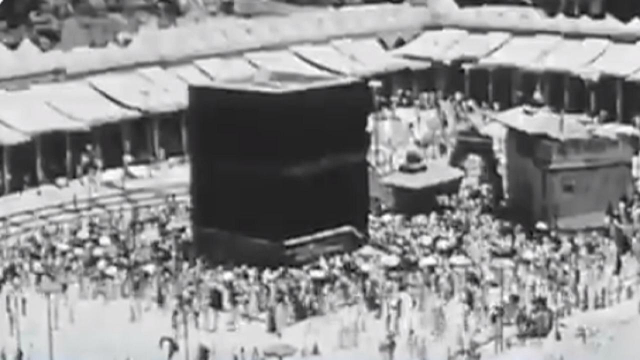 """بالفيديو.. تكلفة ذهاب """"الحاج"""" من القصيم إلى مكة ريال واحد عام 1340هـ"""