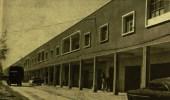 صورة نادرة لشارع الملك فيصل في حي المربع بالرياض عام 1956