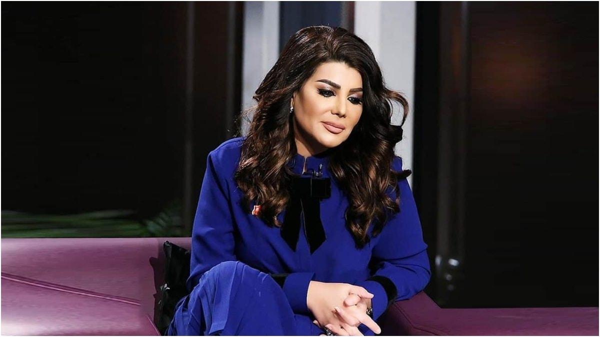 إلهام الفضالة تستعين بفيديو لفهد بشارة للرد على منتقدي زواجها من شهاب جوهر