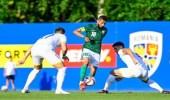 الأخضر الأولمبي يتعادل أمام منتخب رومانيا