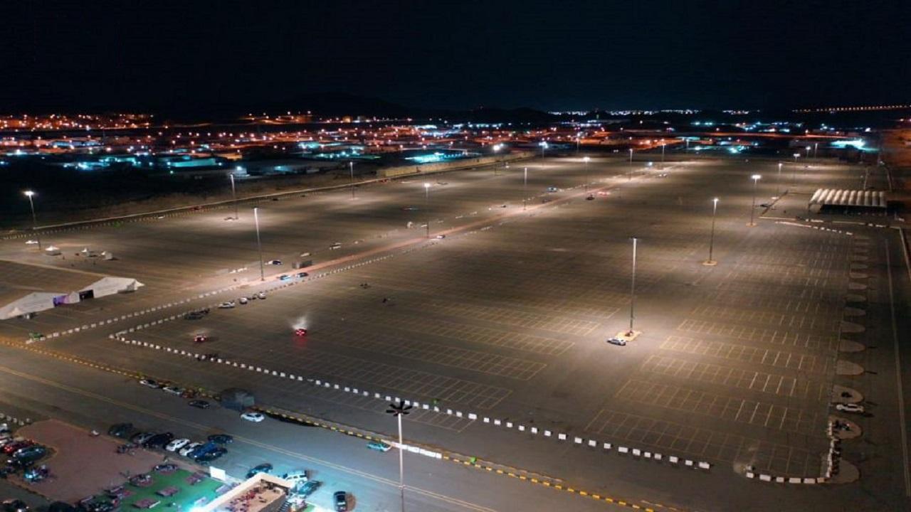 5 مواقف على مداخل مكة تستقبل سيارات الحجاج القادمين لأداء فريضة الحج