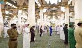 مساجد المملكة تشهد التزام وتطبيق البروتوكولات الصحية خلال صلاة عيد الأضحى