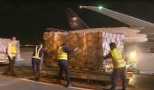 مغادرة أولى طلائع الجسر الجوي السعودي الإغاثي لدعم ماليزيا في مواجهة فيروس كورونا