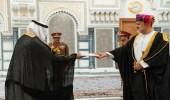 """""""العنزي"""" يقدم أوراق اعتماده سفيراً فوق العادة ومفوضاً لخادم الحرمين لسلطان عُمان"""