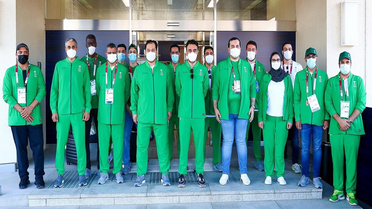 الفيصل يصل إلى طوكيو لترؤس بعثة المملكة المشاركة في الأولمبيات