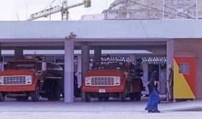 لقطة من التسعينات الهجرية بالرياض