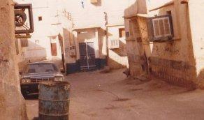 أحد أحياء الرياض قديما