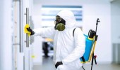طرق الحماية من كورونا أثناء التنظيف والتطهير البيئي