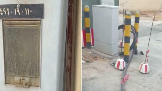 بالفيديو.. مواطنون يشتكون من ترك عدادات الكهرباء مكشوفة بحي ظهرة لبن في الرياض