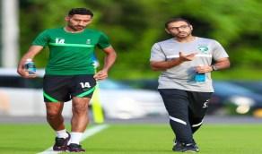 الأخضر الأولمبي يعاود تدريباته استعدادا لمواجهةالبرازيل في ختام مباريات الأولمبياد