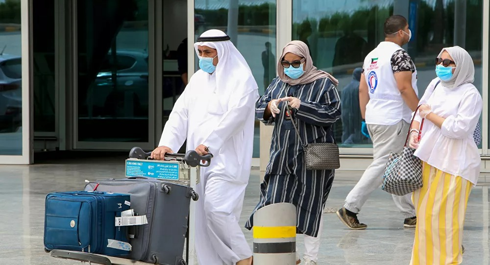 الكويت تحظر سفر مواطنيها الغير حاصلين على لقاح كورونا للخارج