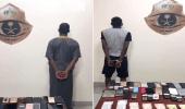 """القبض على مواطنين تورطا في سرقة المركبات بجدة """"فيديو"""""""