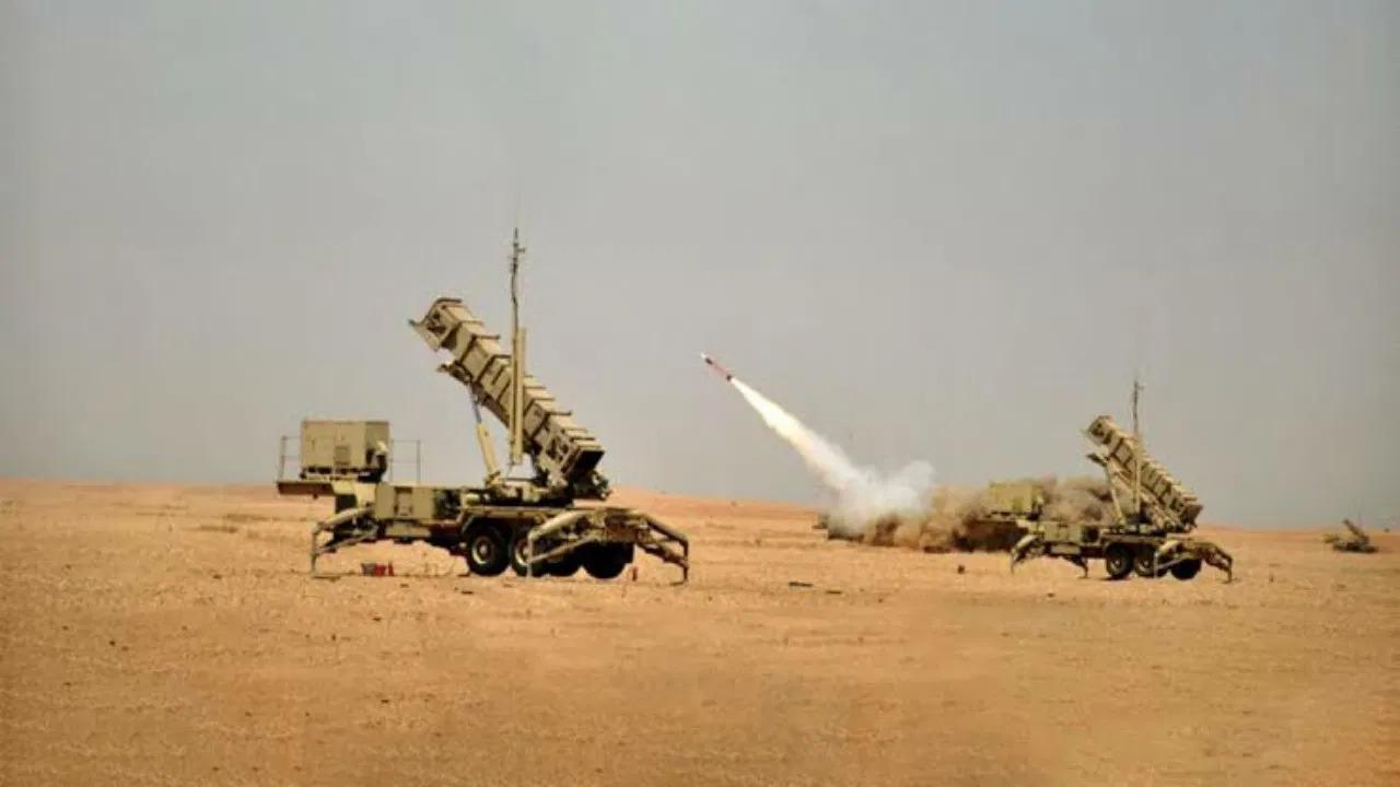 تدمير هدف جوي معادي أطلقته الميليشيا الحوثية تجاه المملكة
