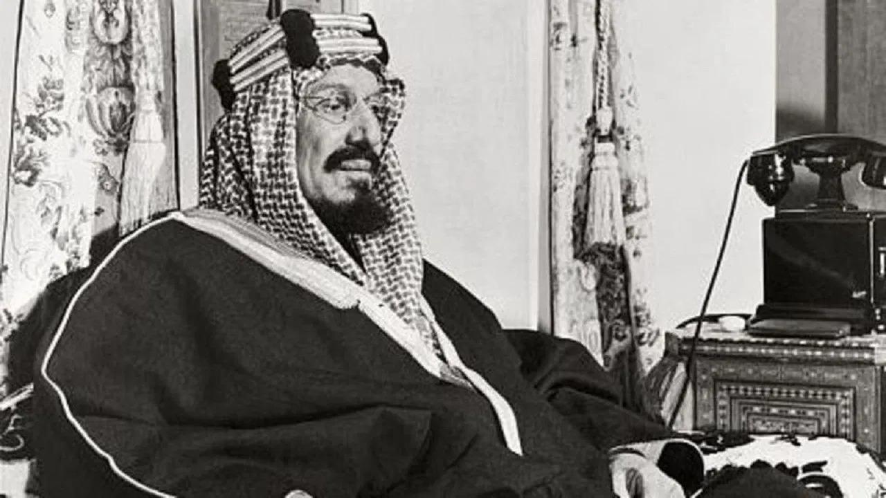 """سبب إطلاق لقب """"معزي"""" على الملك عبدالعزيز"""