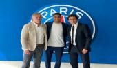 باريس سان جيرمان يوقع رسميا مع المغربي أشرف حكيمي حتى2026