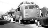 صور قديمة لأول حافلات لنقل ضيوف الرحمن في موسم الحج