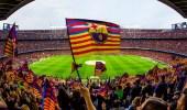 ضغوط عربية تطيح بمباراة برشلونة مع فريق إسرائيلي