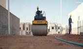 """قصة 3 شبان من حائل يعملون في مهنة البناء بعدما كانتحكرا على العمالة الأجنبية """"فيديو"""""""