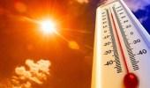 القيصومة ورفحاء أعلى المدن حرارة لهذا اليوم