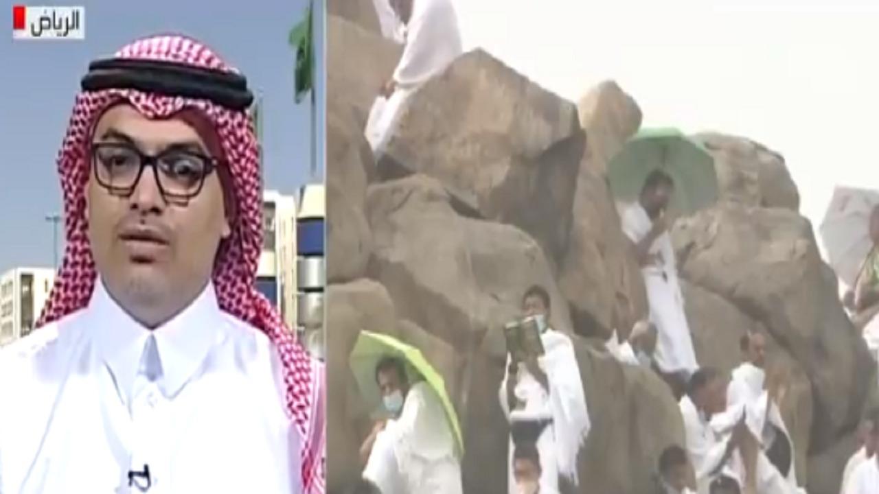بالفيديو.. استشاري: المملكة اتخذت اجراءات عديدة لحماية الحجاج من كورونا