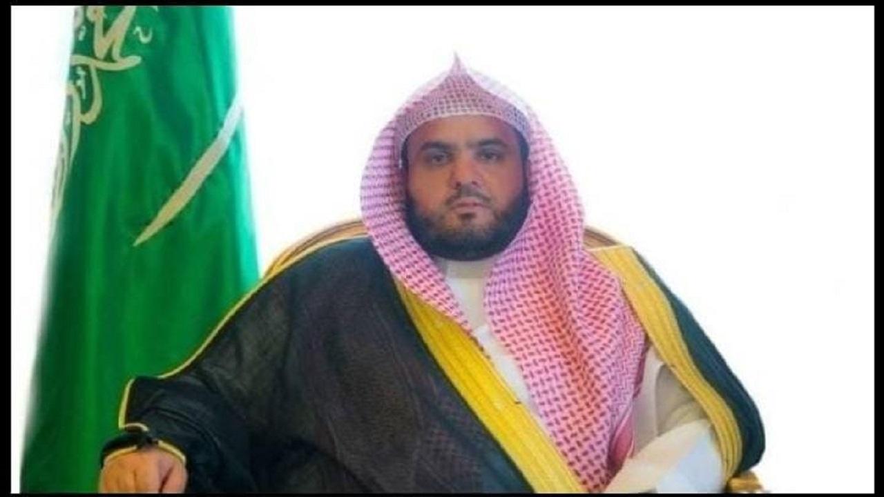 وكيل النيابة العامة يرفع التهنئة للقيادة بمناسبة عيد الأضحى المبارك