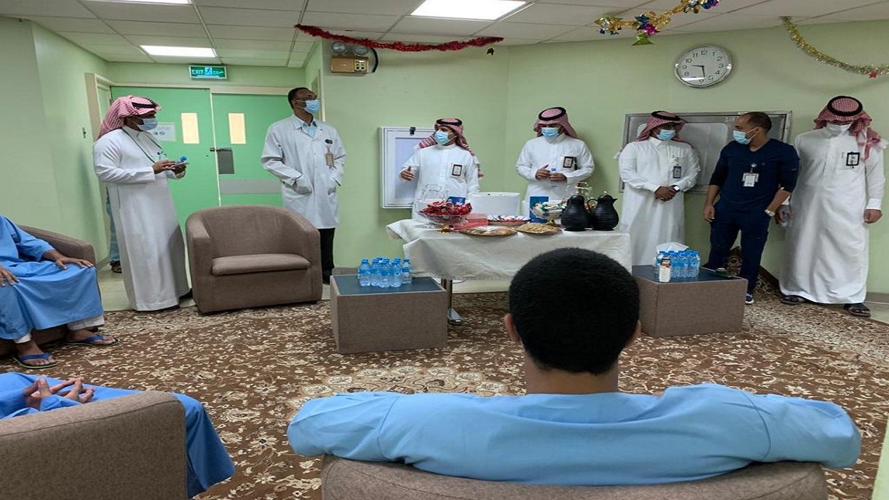 مجمع إرادة بالرياض يمدد مواعيد زيارات الأسر لمرضاهم إلى 4 ساعات خلال أيام عيد الأضحى