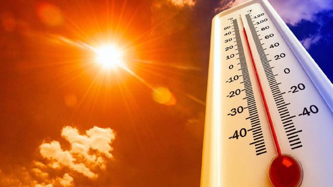 القيصومة أعلى مدن المملكة حرارة اليوم