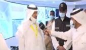وزير الطاقة: عالجنا بعض الأخطاء في شبكات الكهرباء بمخيمات الحجاج