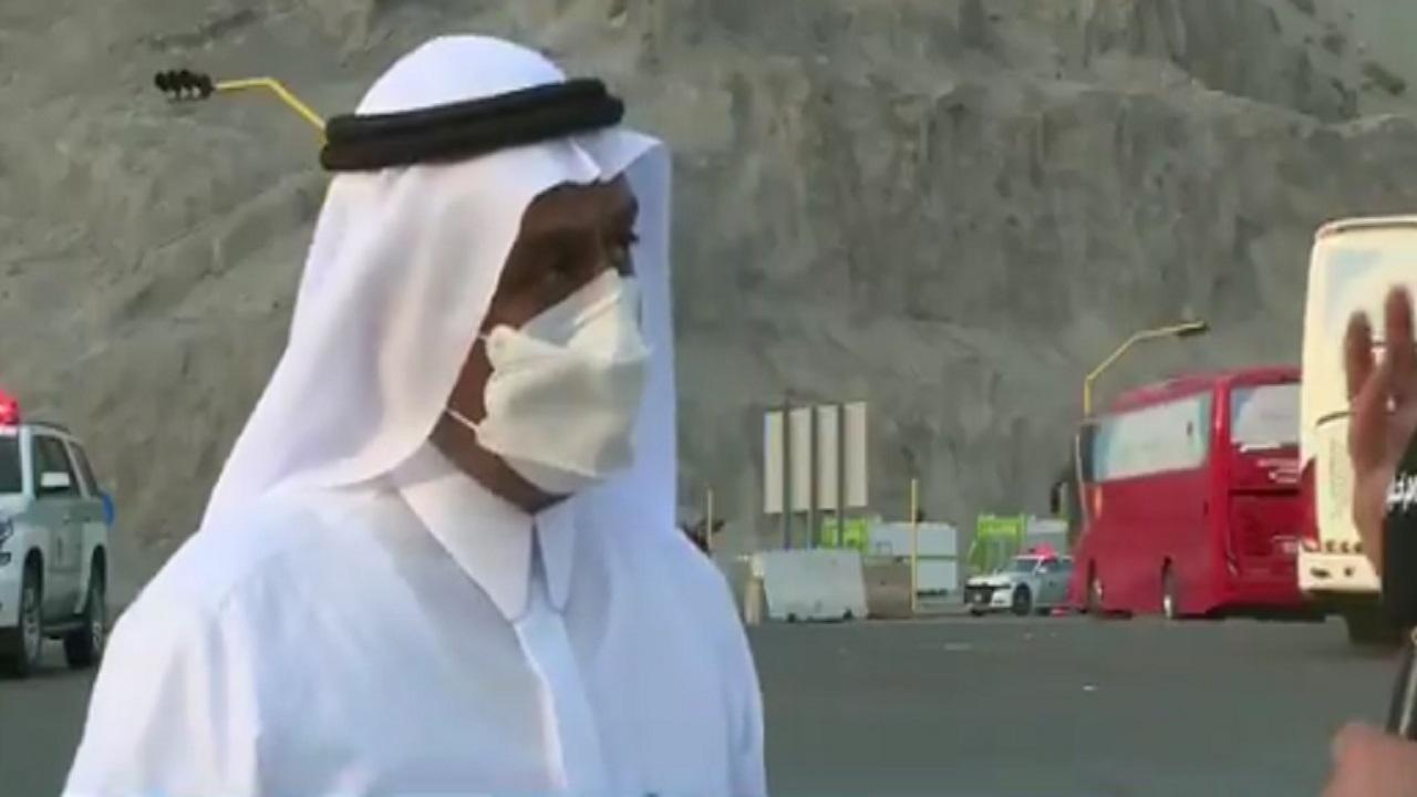 بالفيديو .. نائب وزير الحج: علقنا التفويج لفترة حفاظا على سلامة الحجاج