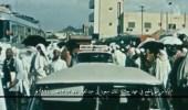 فيديو نادر يوثق انتهاء مراسم الحج في عهد الملك سعود قبل 57 عام