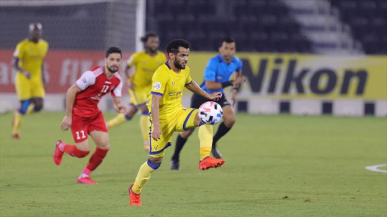 """""""كاس"""": الاستماع لشكوى النصر ضد نادي بيرسبوليس الإيراني ٢٣ أغسطس"""