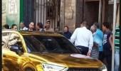 مشاجرة جديدة لـ حمو بيكا مع ضابط أمن بسبب سيارته