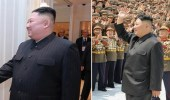 """إطلالة """"كيم جونغ اون"""" قبل وبعد خضوعه لعملية ربط معدة تثير الجدل"""
