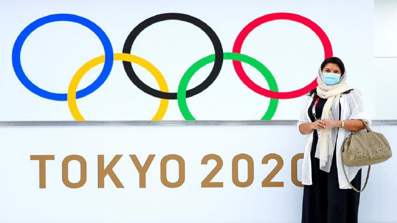 الأميرة ريما بنت بندر تصل طوكيو للتصويت في أولمبياد 2023