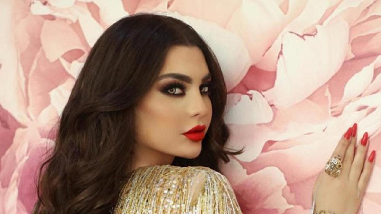قمر اللبنانية تعلن حملها بدون زواج