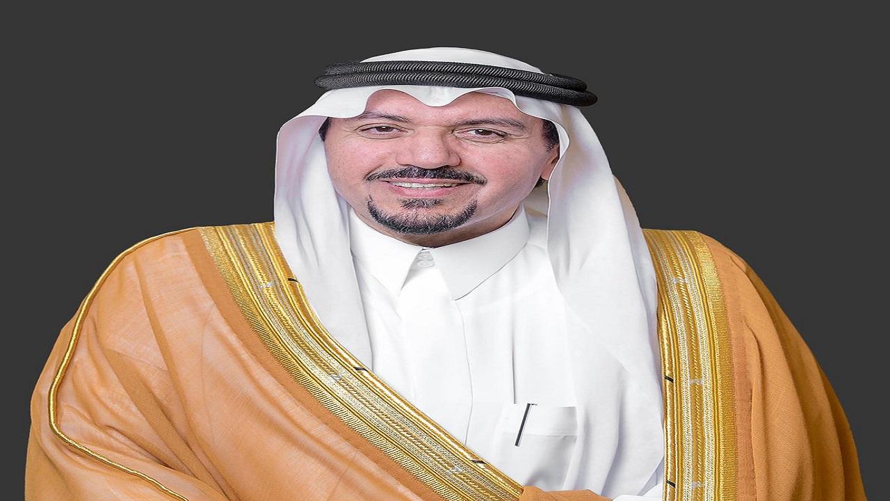 سمو أمير منطقة القصيم يهنئ القيادة بمناسبة عيد الأضحى المبارك