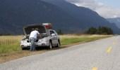 كيفية التصرف عند تعطل السيارة على الطريق