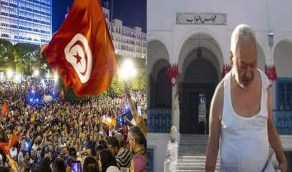"""تركي القبلان: """"الغنوشي غادر البرلمان بخفي حنين غير مأسوف عليه"""""""