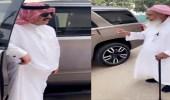 """فيديو.. المؤرخ عمر العمروي لأمير عسير: """"أعجزت من قبلك وسيحتار فيك من بعدك"""""""