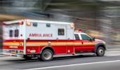 سيارة إسعاف تقتل شخصًا أثناء توجهها لإنقاذ مصاب