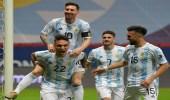 بالفيديو.. الأرجنتين إلى نهائي كوبا أمريكا
