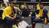 بالصور.. بعثة النصر تغادر الرياض متوجهةً إلى بلغاريا