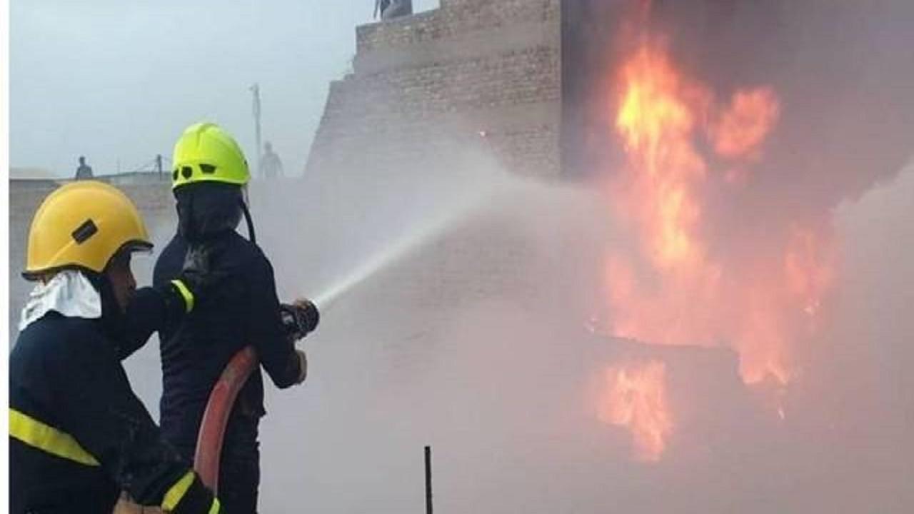 اندلاع حريق في مركز للتطعيم ضد كورونا بفرنسا