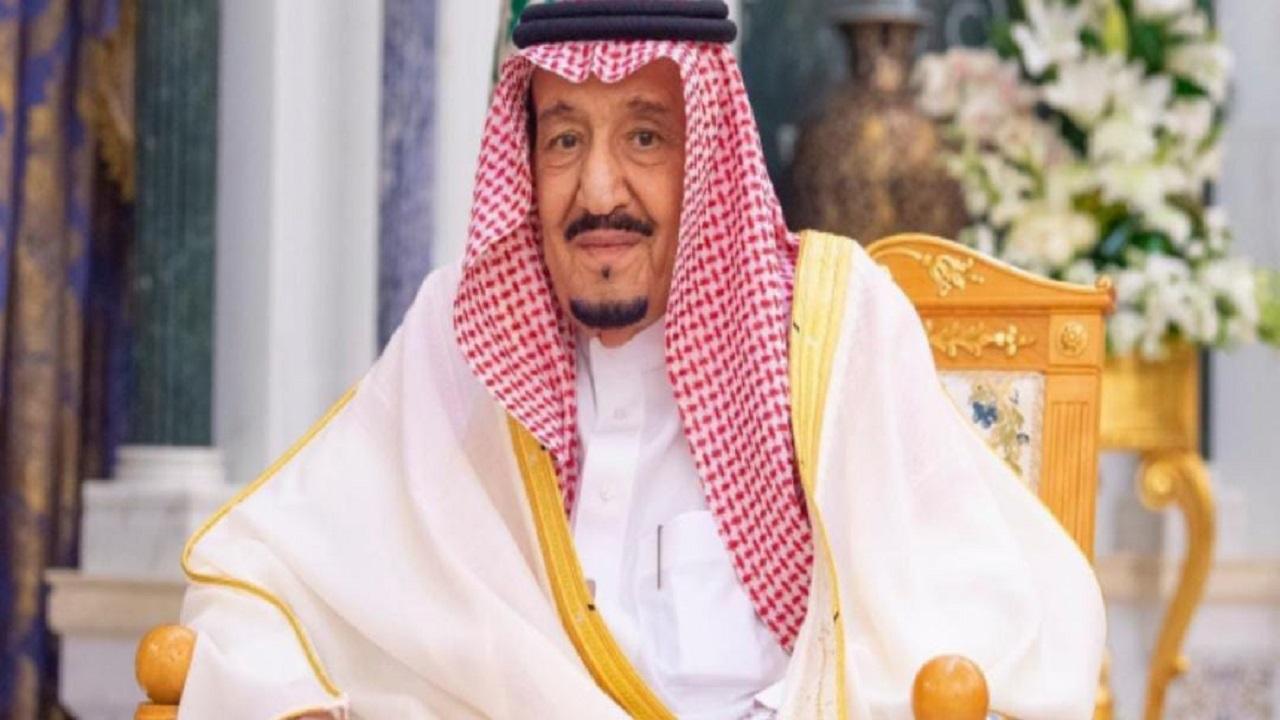 الملك سلمان: نحمد الله الذي أكرمنا بخدمة الحرمين.. مستبشرين الخير في قادم أيامنا