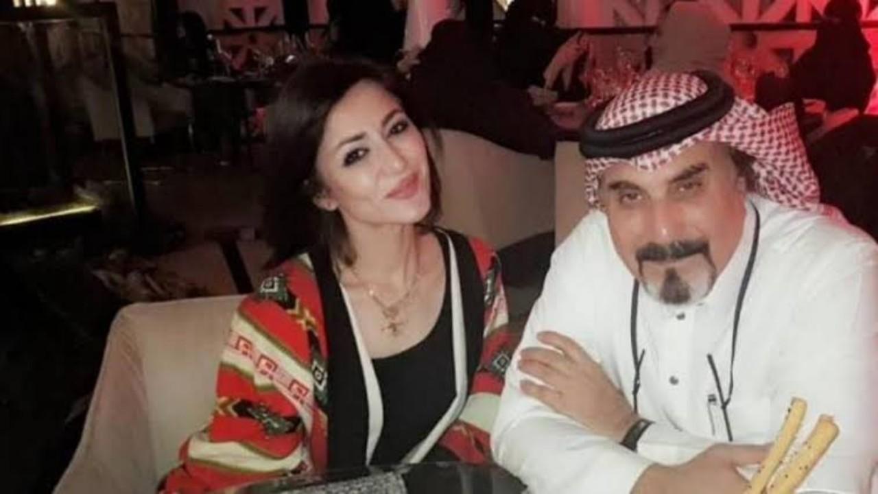 لورين عيسى: زواجي من عبدالخالق الغانم كان سريًا